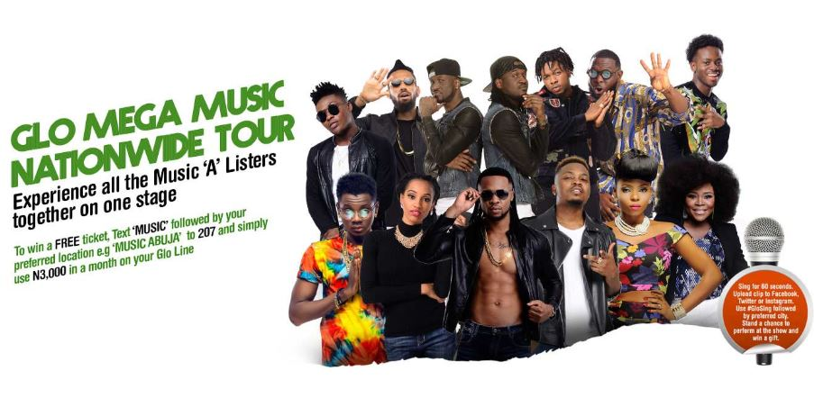 Glo. Nigerian Celebrity Endorsement Deals