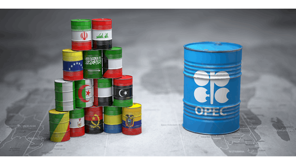 Which of these African countries is not a member of the OPEC?
