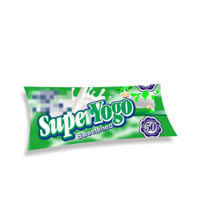 What brand made this yoghurt?