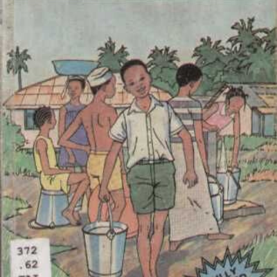 This is the cover for which 'Macmillan Primary English Course' book?