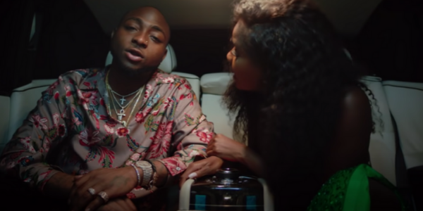 Which Davido video is this from?