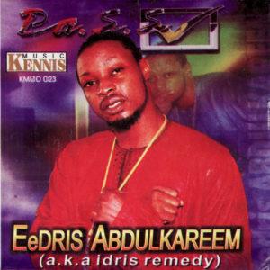 Eedris AbdulKareem's 'P.A.S.S'