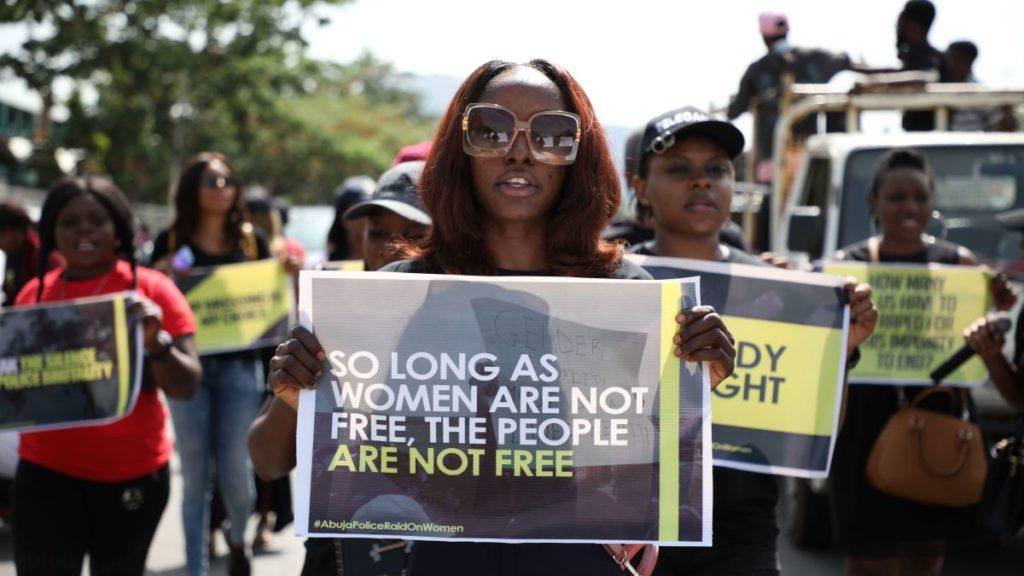 Rape victims Nigeria