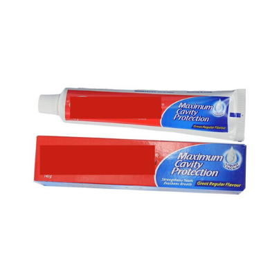 Which toothpaste brand is this?