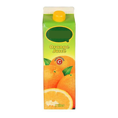 Which orange juice brand is this?