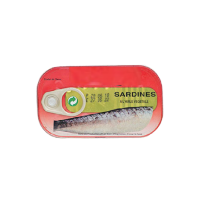 Which sardine brand is this?