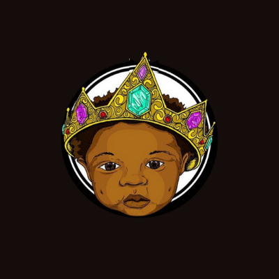 Which record label's logo is this baby from?