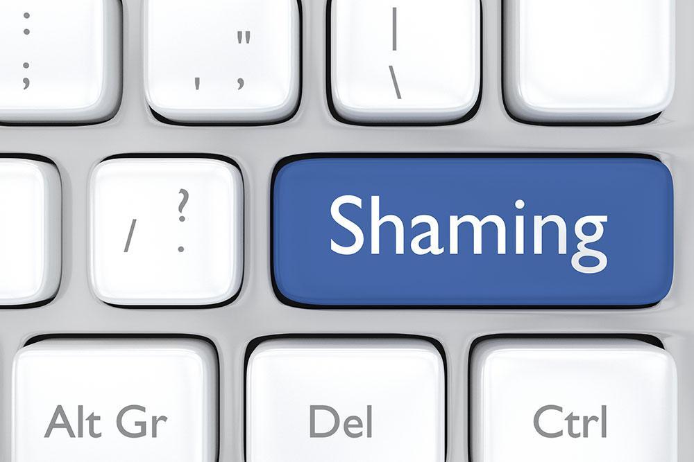 online shaming