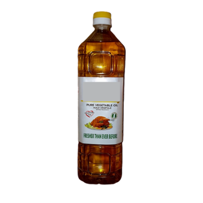 Which vegetable oil brand is this?