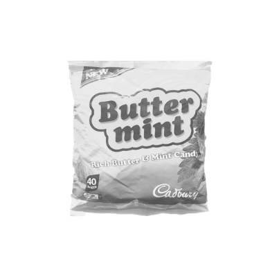 What are the two main butter mint colours?
