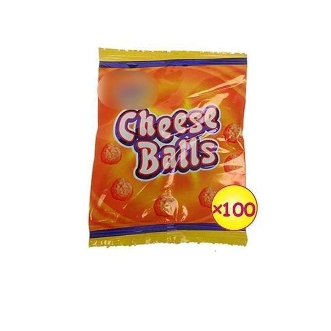 What brand makes these cheese balls?