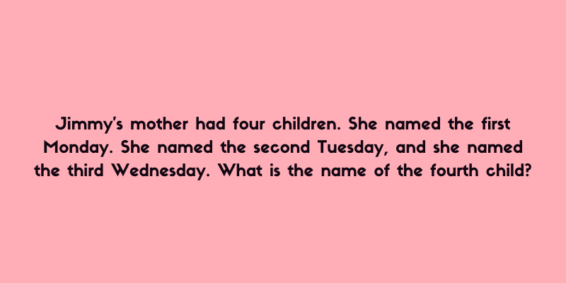What's the answer?