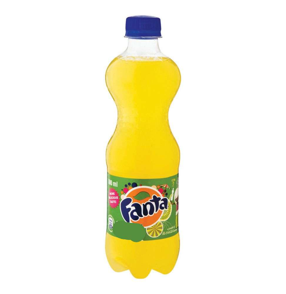 What flavour of Fanta is this?