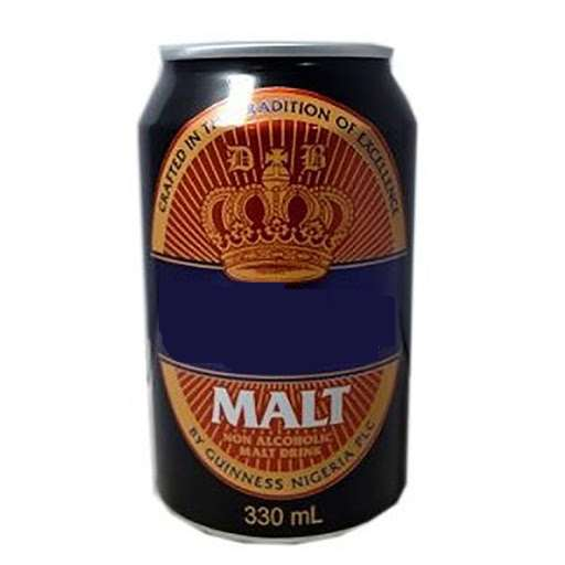 What brand of malt is this?
