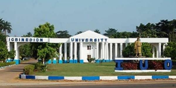 Where is Igbinedion University?