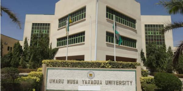 Where is Umaru Musa Yar'Adua University?