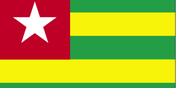 What is the official language of Togo?