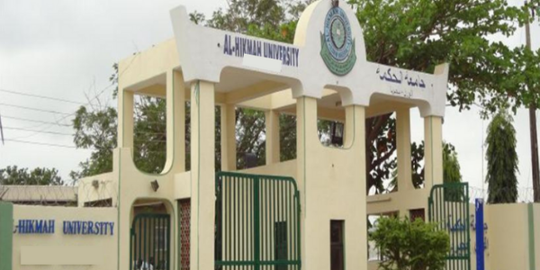 Where is Al-Hikmah University?