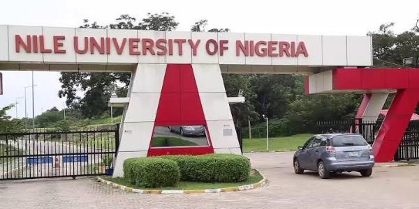 Where is Nile University?