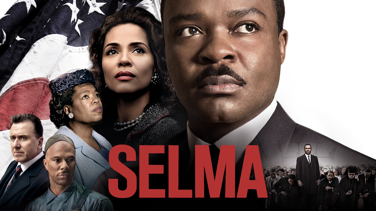 Which Nigerian Hollywood actor starred in the movie SELMA?