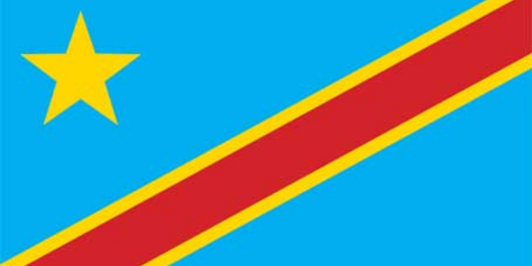 What is the official language of the Democratic Republic of Congo?