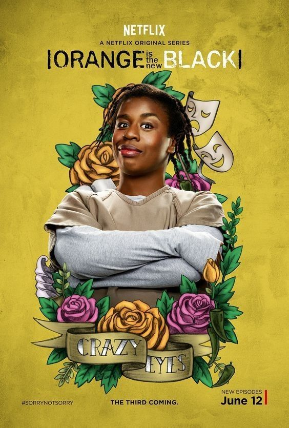 Which Nigerian Hollywood actress starred in the TV show, ORANGE IS THE NEW BLACK?