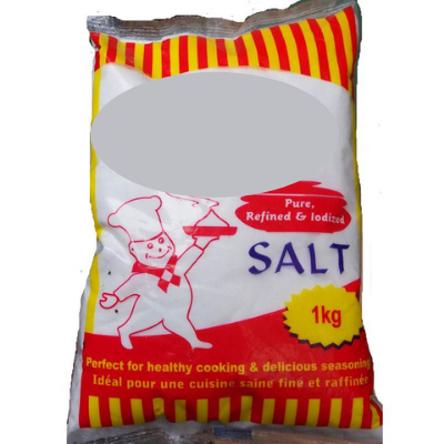 What's the name of this salt?