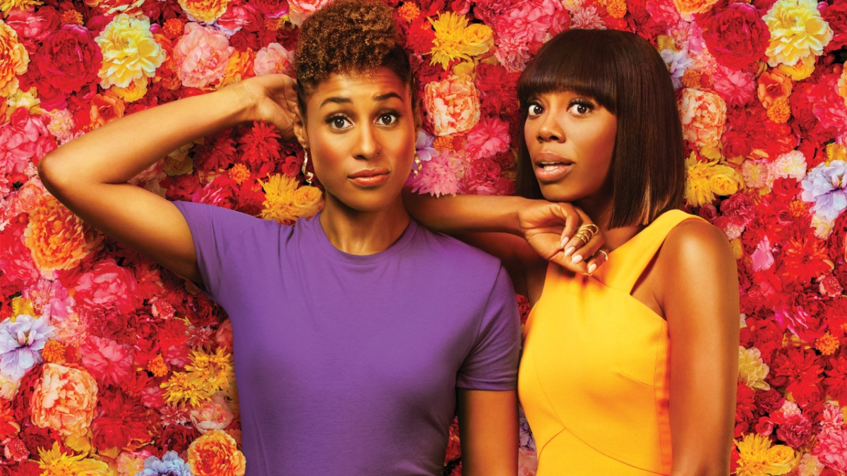 Which Nigerian Hollywood actress stars in the TV show, INSECURE?