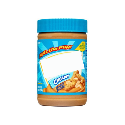 Which peanut butter brand is this?