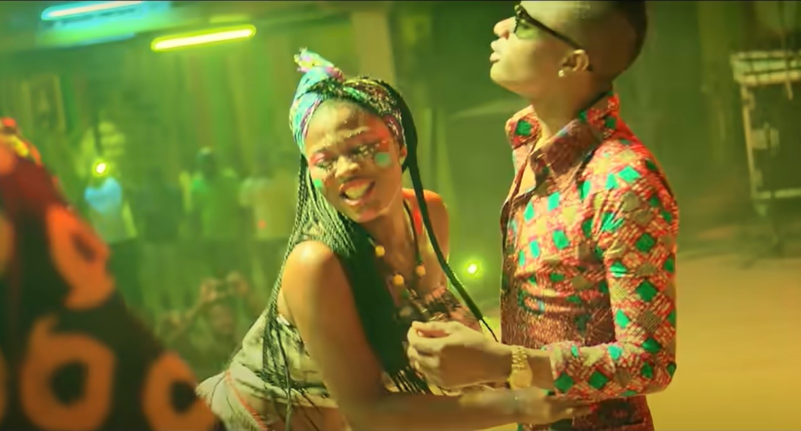 What Wizkid music video is this still from?