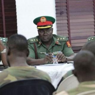 ICC Nigerian Military