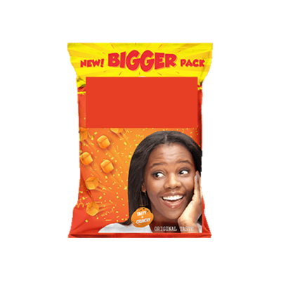 Which sachet snack is this?