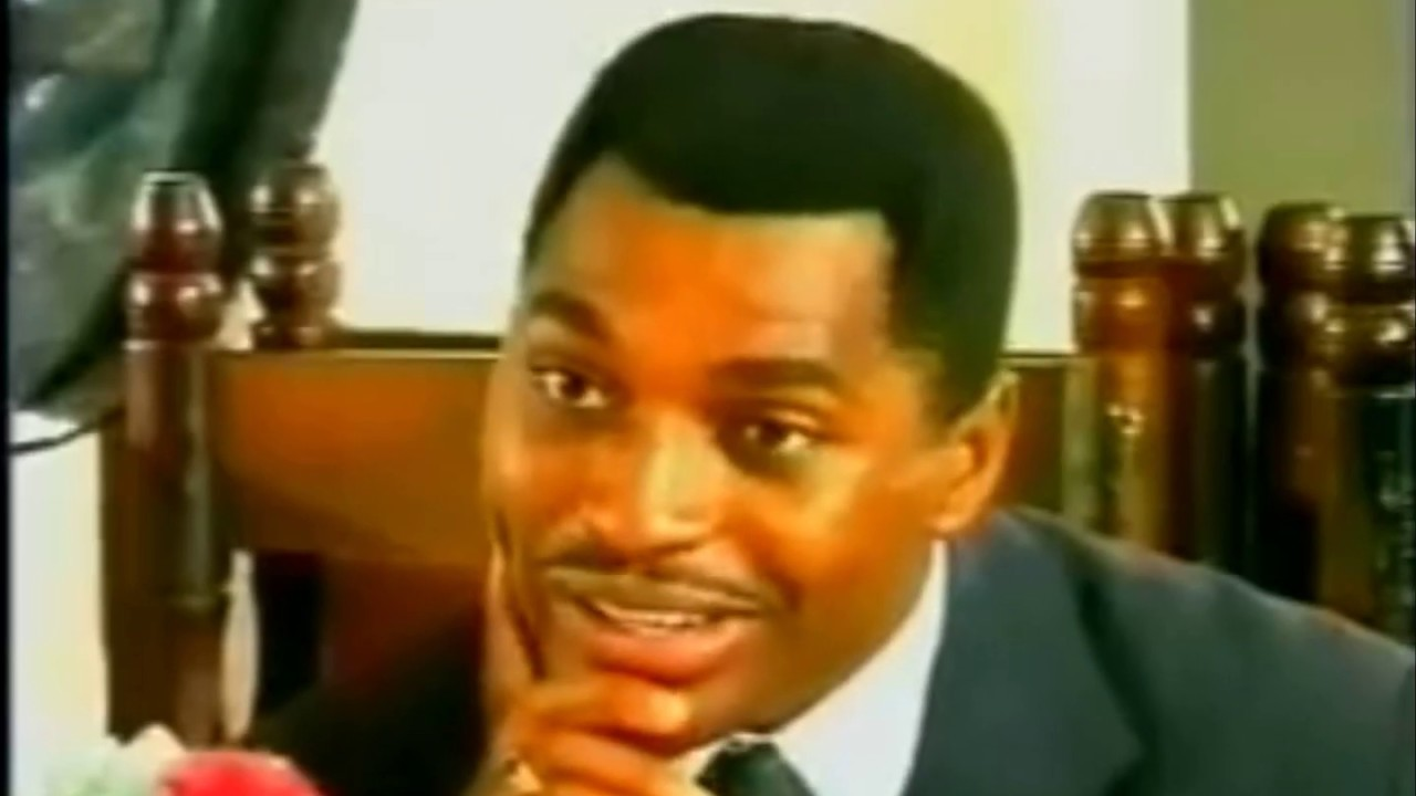 This is Kenneth Okonkwo as the villain in what movie?