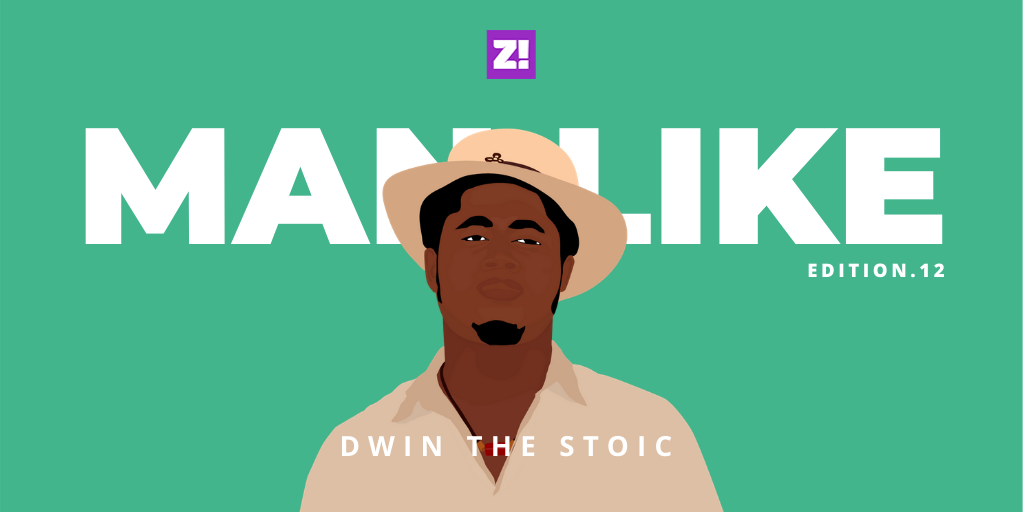 """Therapy Is Helping With My Anxiety About Money"""" - Man Like Dwin The Stoic 