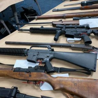 Nigeria Firearms
