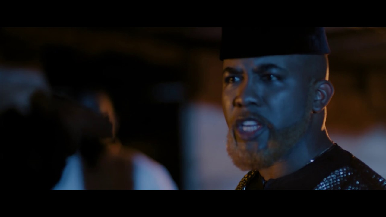 This is Banky W as a villain in what movie?