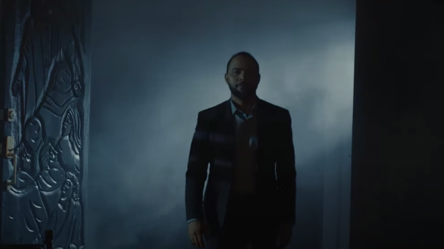 This is Ramsey Nouah as the villain in what movie?