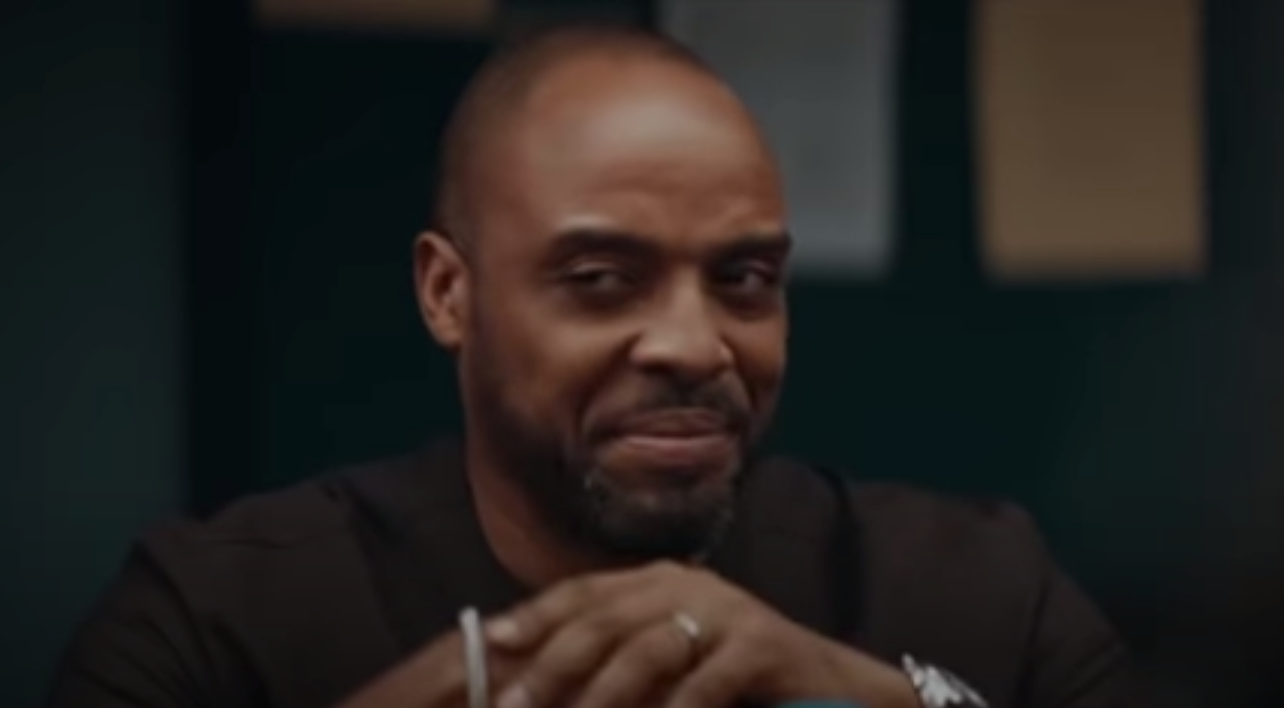 This is Kalu Ikeagwu as the villain in what movie?