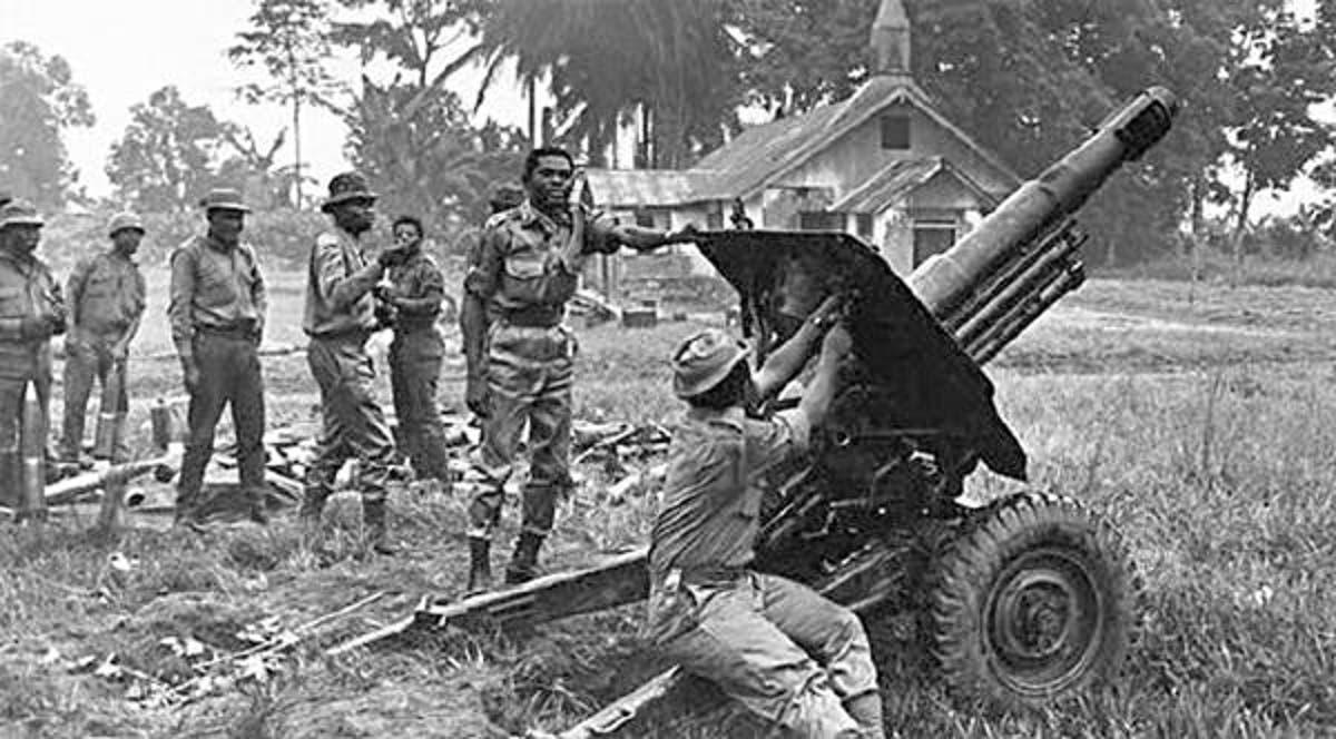 When did the Nigerian Civil War begin?