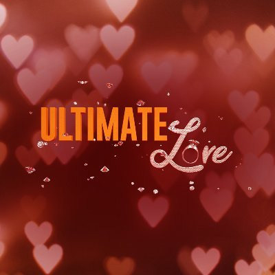 Which couple won the first season of 'Ultimate Love'?