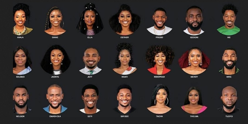 What was the fourth season of 'Big Brother Naija' called?