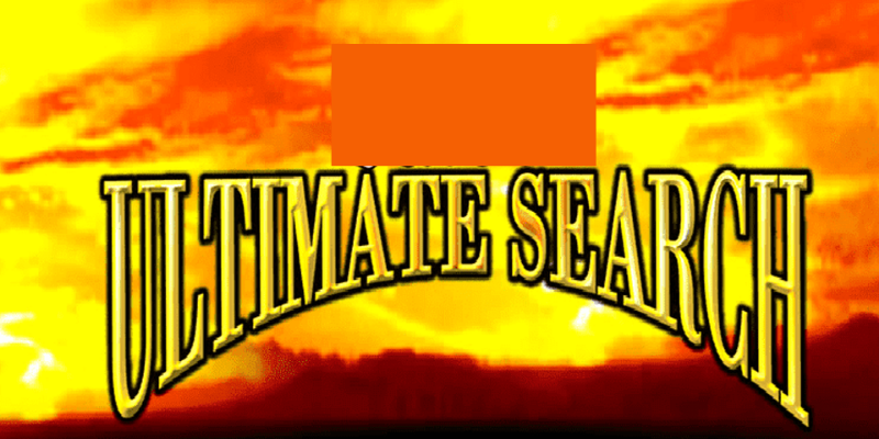 Which beer company created the 'Ultimate Search' show?