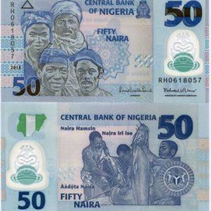 50 Naira
