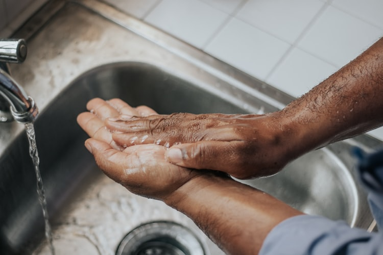 How often do you wash your hands?