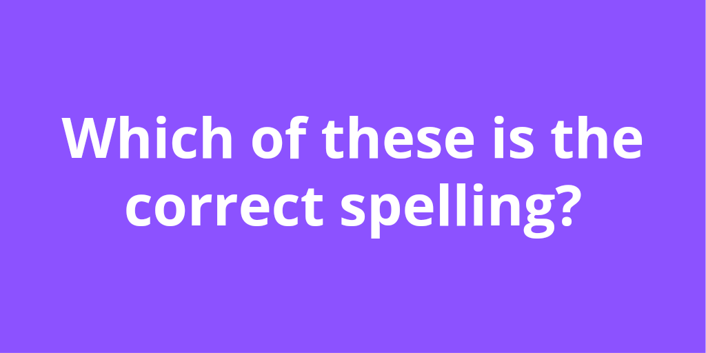 QUIZ: Only Scholars Can Score 12/15 On This Literature Spelling Quiz