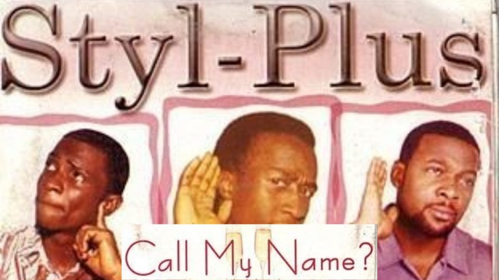 style plus call my name
