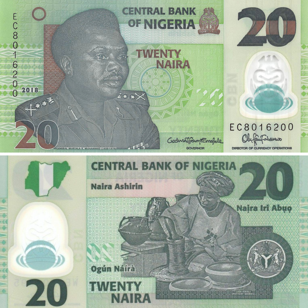 What's the street name for N20?