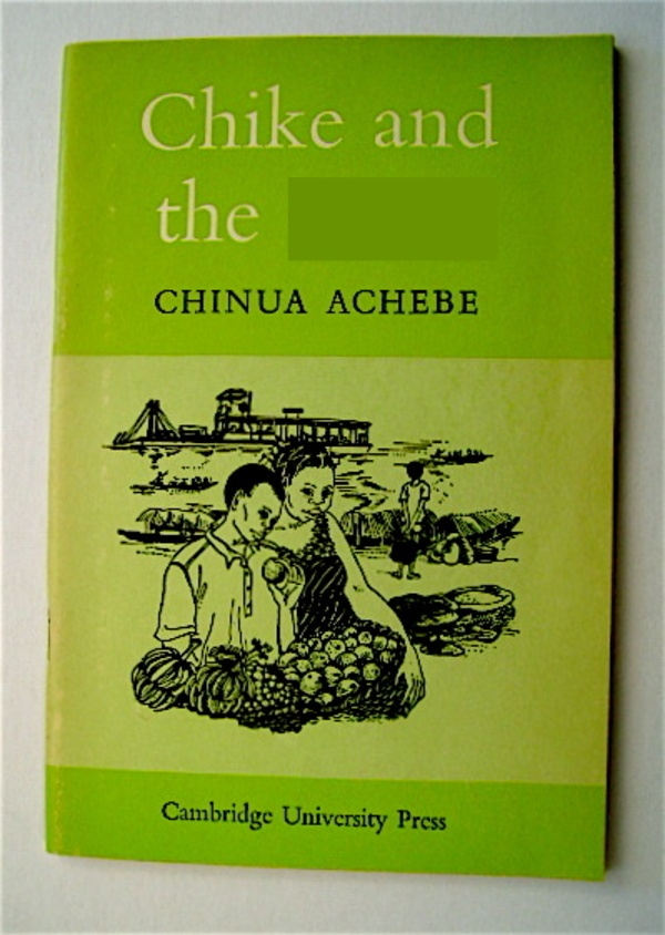 Complete this book title: Chike and the _______
