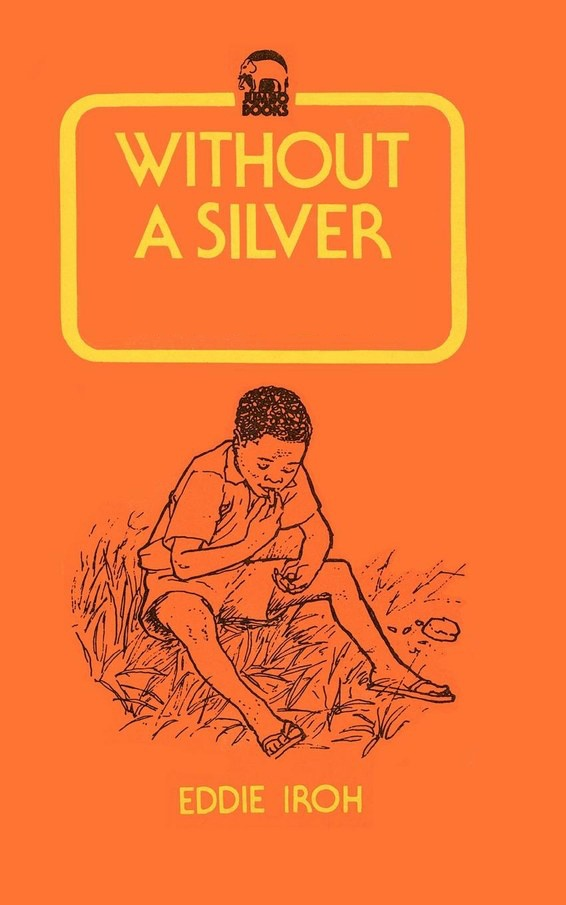 Complete the book title: Without a Silver _______