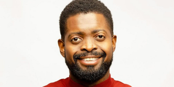 What is Basketmouth's real name?